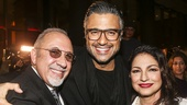 On Your Feet! - Opening - 11/15 - Emilio Estefan -  Jaime Camil - Gloria Estefan