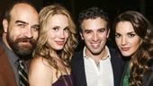 The Jersey Boys - 10th Anniversary - 11/15 - Eric Anderson- Jessica Rush- Jarrod Spector and Kelli Barrett