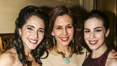 Fiddler on the Roof - Opening - 12/15 - Samantha Massell, Jessica Hecht and Jenny Rose Baker
