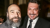 Fiddler on the Roof - Opening - 12/15 - Danny Burstein and Pauolo Szot