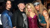 Random celebs at ROA – Constantine Maroulis – Micky Dolenz – Amy Spanger – James Carpinello