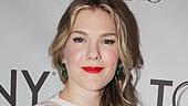 2011 Tony Awards Red Carpet – Lily Rabe