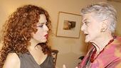 Angela Lansbury and More at <i>Follies</i> - Bernadette Peters – Angela Lansbury