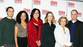 Wit Meet and Greet Greg Keller - Carra Patterson - Lynne Meadow - Cynthia Nixon - Suzanne Bertish - Michael Countryman