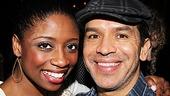Memphis Celebrates 1,000 Performances – Montego Glover - Sergio Trujillo