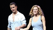 Ghost Opening Night – Richard Fleeshman – Caissie Levy