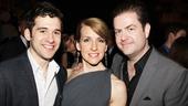 Audience Choice Awards- Adam Chanler-Berat- Susan Blackwell- Paul Wontorek