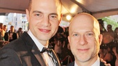 Tony Red Carpet- Jordan Roth- Richie Jackson