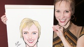 Pippin - Sardi's caricatures - OP - 3/14 - Charlotte d'Amboise