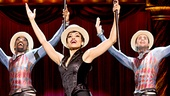 Anthony Wayne as Player, Ciara Renee as Leading Player & Andrew Fitch as Player in Pippin