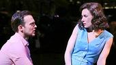 Cheyenne Jackson as Joe & Laura Benanti as Rosabella in The Most Happy Fella