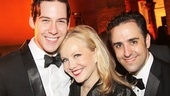 Bullets Over Broadway - Opening - OP - 4/14 - Andy Jones - Susan Stroman - Eric Santagata