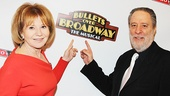 Bullets Over Broadway - Opening - OP - 4/14 - Letty Aaronson - Julian Schlossberg