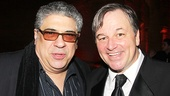 Bullets Over Broadway - Opening - OP - 4/14 - Vincent Pastore - Jim Borstelmann