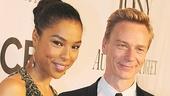Tony Awards - OP - 6/14 - Sophie Okonedo - Ben Daniels