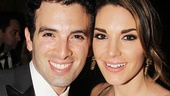 Tony Awards - OP - 6/14 - Jarrod Spector - Kelli Barrett