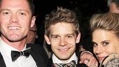 Tony Awards - OP - 6/14 - Spencer Liff - Andrew Keenan-Bolger - Celia Keenen-Bolger