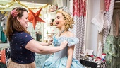 Wicked - Backstage Feature - 12/14 - Kara Lindsay