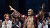 The King and I - Show Photos - 4/15 - Kelli O'Hara -  Ken Watanabe