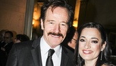 Finding Neverland  - Opening - 4/15 - Bryan Cranston - Laura Michelle Kelly
