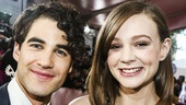 The Tony Awards - 6/15 - Darren Criss - Carey Mulligan