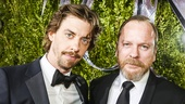 The Tony Awards - 6/16 - Christian Borle - Kiefer Sutherland