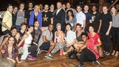 Hamilton - Backstage - Joe Biden - 7/15 -