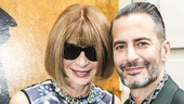 Hamilton - Opening - 8/15 - Anna Wintour and Marc Jacobs