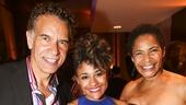 Hamilton - Opening - 8/15 - Brian Stokes Mitchell, Ariana DeBose and Allyson Tucker