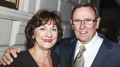 The Gin Game - Opening - 10/15 - Playwright D.L. Coburn and wife