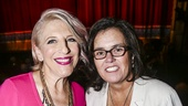 Dames at Sea - opening - 10/15 - Lisa Lampanelli - Rosie O'Donnell