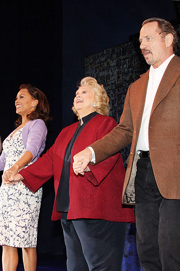 Sondheim on Sondheim Opening Night – Vanessa Williams – Barbara Cook – Tom Wopat