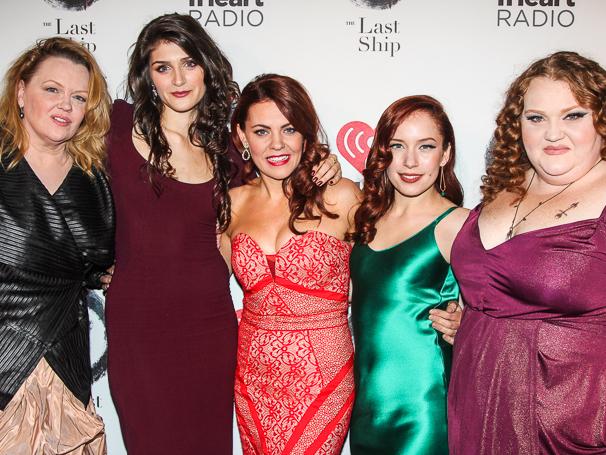 OP - The Last Ship - Opening - 10/14 - Leah Hocking - Sarah Hunt - Rachel Tucker - Dawn Cantwell - Shawna M. Hamic