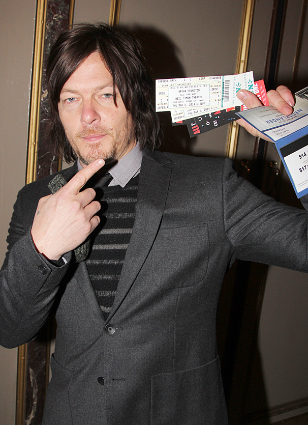 All The Way - Opening - OP - 3/14 - Norman Reedus