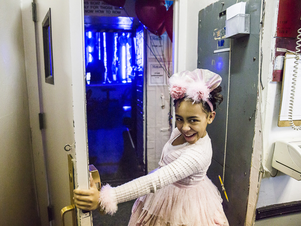 Matilda - Backstage - 2/15 - Grace Capeless