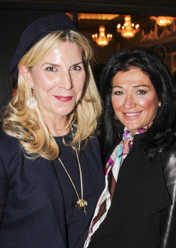 An American in Paris - opening - 4/15 - Margo Nederlander - Claire Mercuri