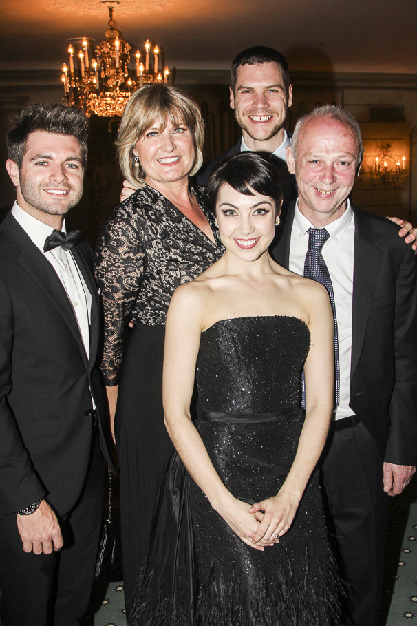 An American in Paris - opening - 4/15 -Leanne Cope