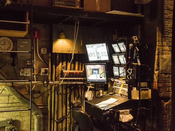 Matilda - Backstage - 2/15