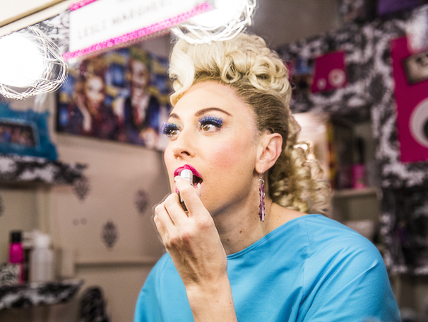 Matilda - Backstage - 2/15 - Lesli Margherita