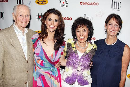 Samantha Harris Debut in Chicago - Samantha Harris - family