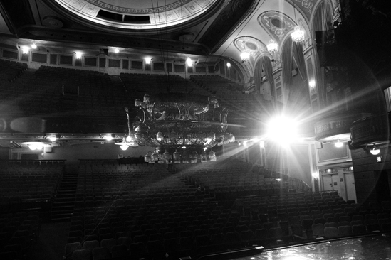 Day in the Life of Phantom of the Opera – chandelier