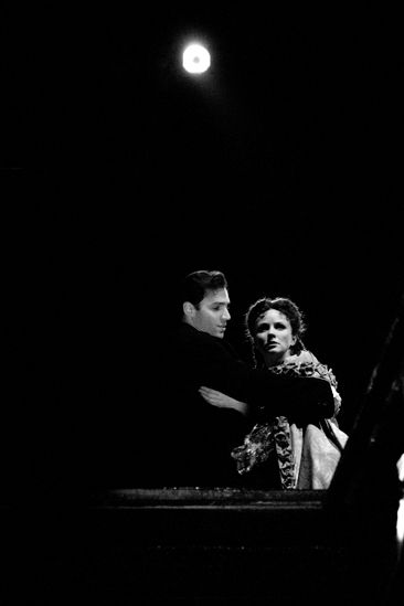 Day in the Life of Phantom of the Opera – Ryan Silverman – Jennifer Hope Wills