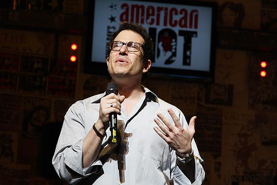 American Idiot Sound Check - Michael Mayer