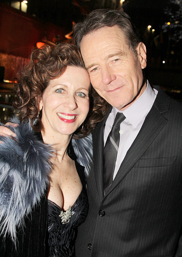 All The Way - Opening - OP - 3/14 - Betsy Aidem - Bryan Cranston