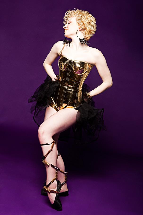 Gotta Dance! Paloma Garcia-Lee of <I>The Phantom of the Opera</I> - 4 of 10