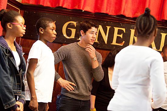 How to Succeed – Nick Jonas School Visit – Nick Jonas