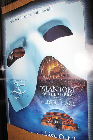 Phantom 25th Anniversary Screening – poster