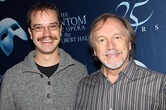 Phantom 25th Anniversary Screening – Aaron Galligan-Stierle – George Lee Andrews