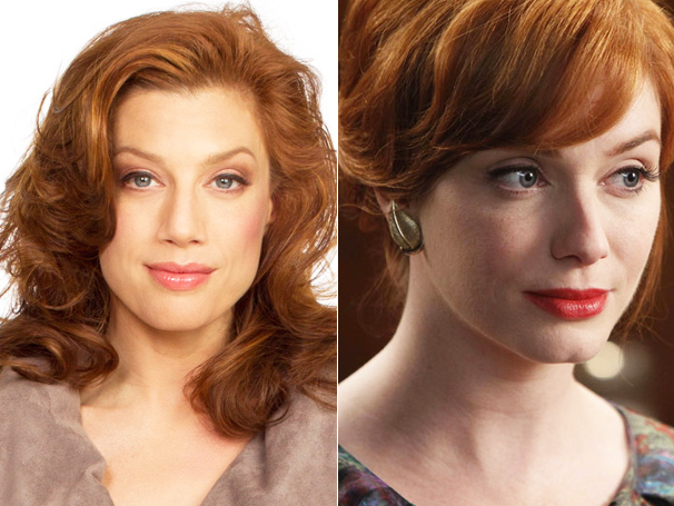 Mad Men Casting - Joan Harris
