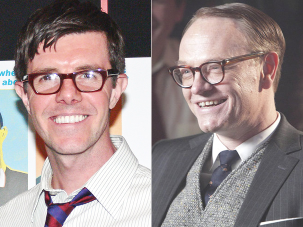 Mad Men Casting - Lane Pryce
